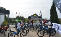 Bultaco Day en Club de Golf Altorreal