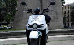 Los controladores del servicio SER de Madrid tendrán scooters eléctricos Scutum S02.
