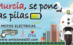 Alquila tu moto eléctrica en Emisiones00, empresa líder en el sector